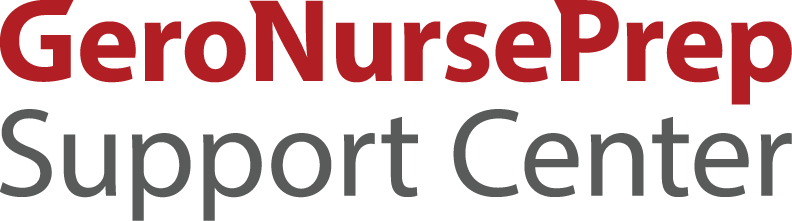 Gero Nurse Prep Support Ticket System